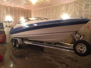 1990 welcraft eclipse 7000$ or trade