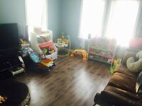 Full time/part time childcare available