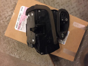 2014 Gmc Sierra crewcab rear door actuator