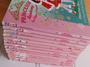 Princess Academy #1-12 - in French