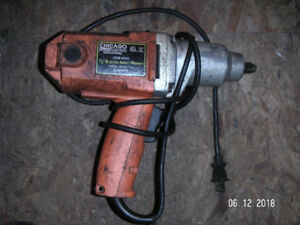 """1/2"""" electric impact wrench"""