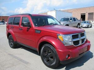 2009 Dodge Nitro SE SUV, CERTIFIED, NO ACCIDENTS