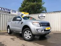 Ford Ranger 2.2TDCi ( 150PS ) ( EU5 ) 4x4 Double Cab Limited 2