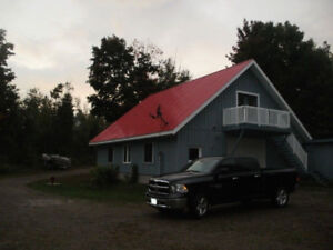 1-BEDROOM LOFT FOR RENT IN MACKEY, ONTARIO - NEWLY RENOVATED!