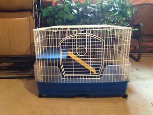 Clean Living Homes Small Animal Cage