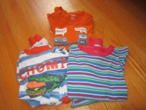 Size 6 PJs (sleep bottoms and tops)