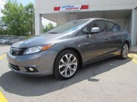 Honda Civic Sdn 4dr Man Si 2012