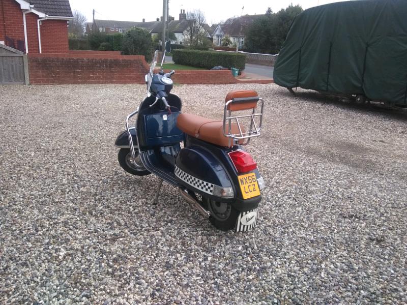 Vespa PX 125 | in Harwich, Essex | Gumtree