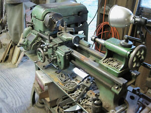 logan metal lathe