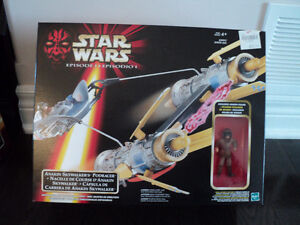 Star Wars Anakin's Podracer w/Anakin figure *NEW IN BOX*