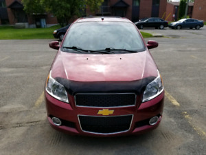 Chevrolet aveo 2011 version sport 40000km