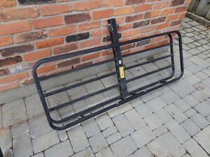 "Rear hitch Carrier, Measures 19"" deep X 53"" long"