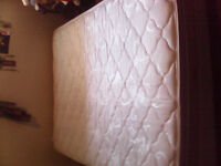 Orthapedic Mattress and boxspring for sale must go asap