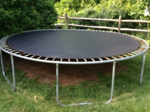 Full Size Trampoline for Sale