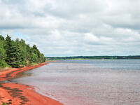 *NEW LOWER PRICE! * North Shore PEI WATERFRONT ACREAGE Charlottetown Prince Edward Island Preview