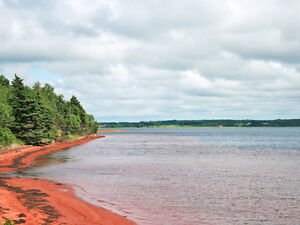 * PRICE DROP! * North Shore PEI WATERFRONT ACREAGE