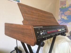 Roland TR-77 Analog Drum Machine (1972)