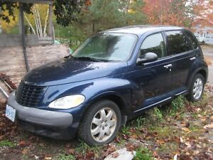 2002 Chrysler PT Cruiser Hatchback Kawartha Lakes Peterborough Area image 1