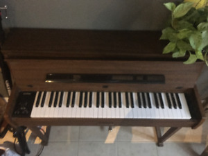 Elepian vintage upright electric piano