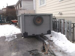 Nice utility trailer in excellent condition and low price