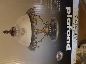 Catalina ceiling light BRAND NEW IN BOX