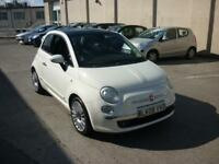 2008 Fiat 500 1.4 LOUNGE Auto Finance Available
