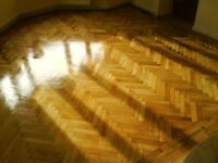 FLOOR RESTORATION, REVARNISHING AND MAINTENANCE