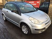 2003 CITROEN C3 PLURIEL AUTOMATIC, 1 YEAR MOT, WARRANTY
