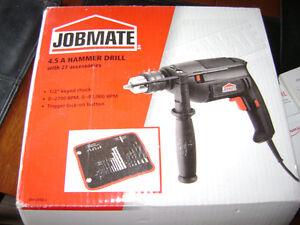 New  Hammer Drill