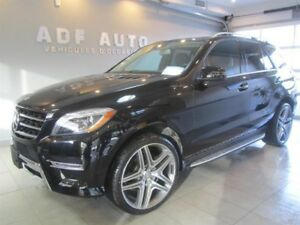 Mercedes-Benz M-Class ML 350 BLUETEC LOOK AMG 63 2015