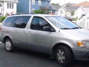 2003 Toyota Sienna Minivan