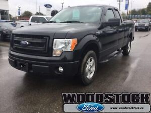 2014 Ford F-150   LOCAL TRADE, WINTER TIRES INCLUDED