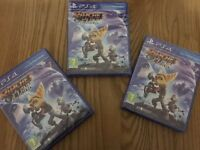 Ratchet & Clank Playstation PS4 Brand new and sealed