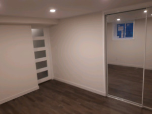 3 Room apartment for rent downtown Whitby available January 1st