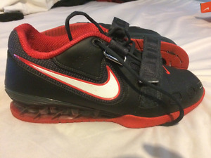 Men's Nike Romaleos 2 Weightlifting Shoe - Size 10.5
