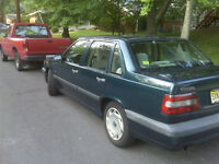 1996 Volvo 850 Sedan 600$