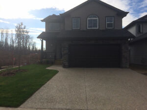 New Executive Home in Wood Buffalo