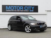 2010 BMW 1 SERIES 118D SPORT HATCHBACK DIESEL