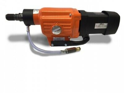 Core Drill Motor Gbm27 By Glz Single Phase 3-speed 110v 20a