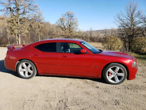 2006 srt8 charger