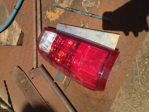 LH Tail Light Super Duty Ford