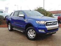 2016 Ford Ranger 2.2 Limited Double Cab Pickup 4 door Pick Up