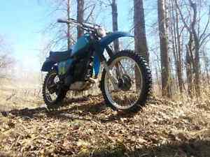 1979 Yamaha IT 250