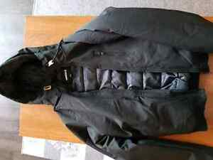 Amnesia MEN'S Winter Coat SMALL  Kitchener / Waterloo Kitchener Area image 1