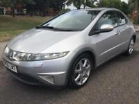 Honda Civic 1.8i-VTEC ( 18in Alloys ) EX