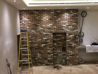 Multi London stock brick