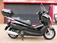 HONDA FES 125 A-C S-WING ABS 2012 SCOOTER ONE OWNER FDSH HPI WARRANTY FINANCE