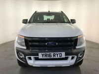 2016 FORD RANGER WILDTRAK 4X4 TDCI AUTOMATIC DIESEL 4WD SERVICE HISTORY FINANCE