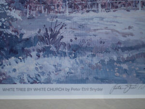 2 - Peter Etril Snyder Limited Edition Prints Kitchener / Waterloo Kitchener Area image 8