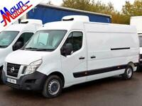 2016 NV400 SE DCI 125PS, LWB Refrigerated Chiller Panel Fridge Van with STANDBY,